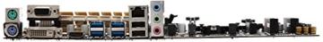 Asus H97-PLUS Mainboard Sockel 1150 (ATX, Intel H97, 4x DDR3-Ram, 1x PCIe 3.0 x16, 6x SATA) - 3