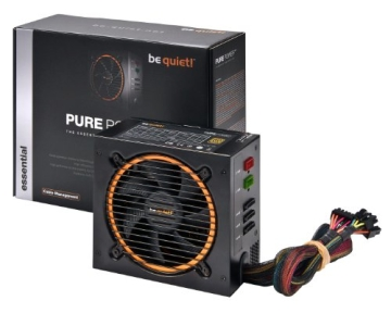 Be quiet! Pure Power CM BQT L8-CM-630W PC Netzteil (630 Watt) - 3